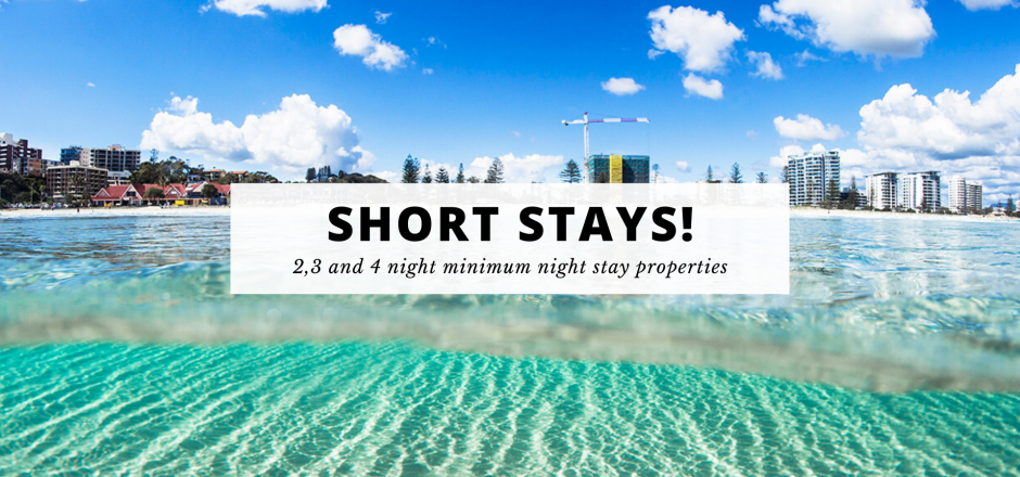 Short Stays