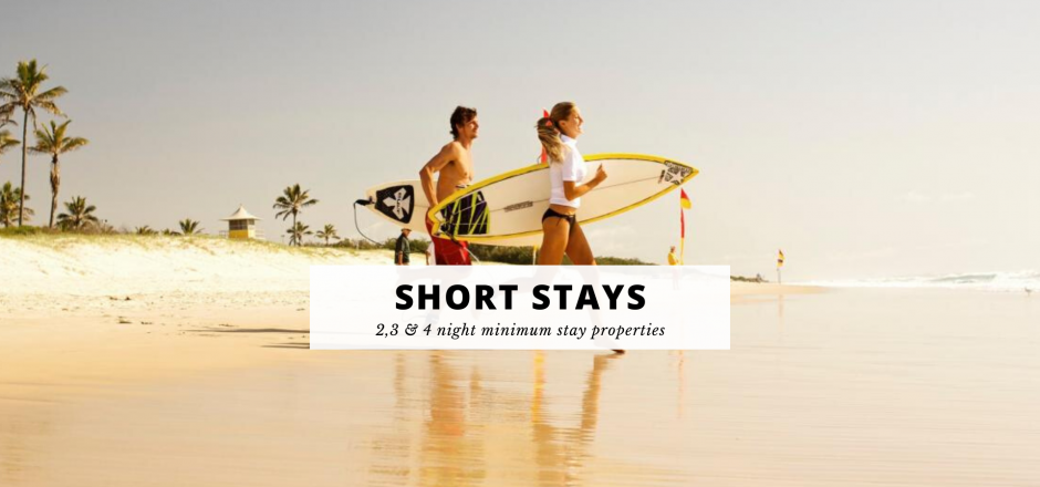 Short Stays